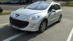 PEUGEOT 308 WAGON (automaat/automatic)